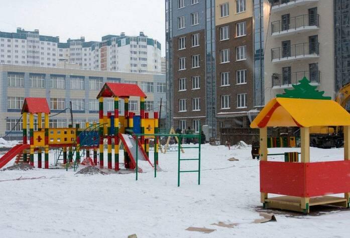 ЖК «Gusi-Лебеди» Д3 с Туристской ул.