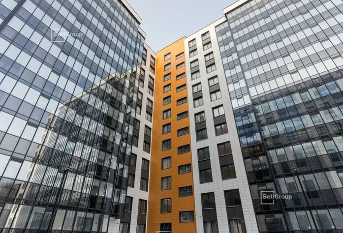 Генеральный подрядчик осуществляет работу по подготовке апартаментов к внутренней приемке Службой Клиентского Сервиса Застройщика.