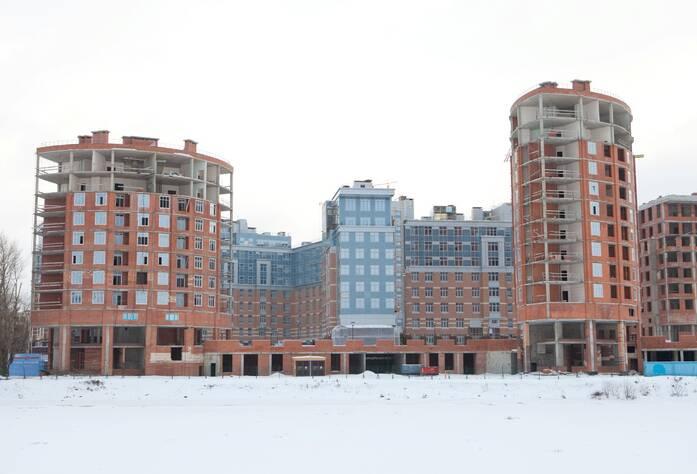 Жилой комплекс «Премьер палас»