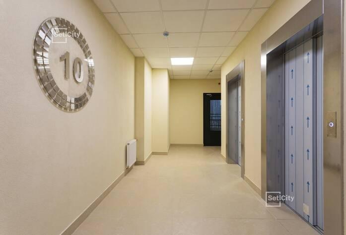 Служба Клиентского Сервиса Застройщика заканчивает работу по внутренней приемке готовых квартир от Генерального подрядчика.