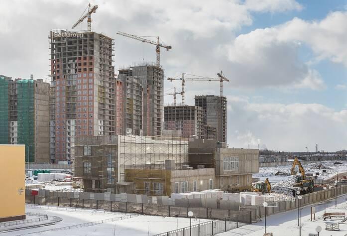 Выполнены работы по монтажу оконных блоков 2 и 3 этажей.