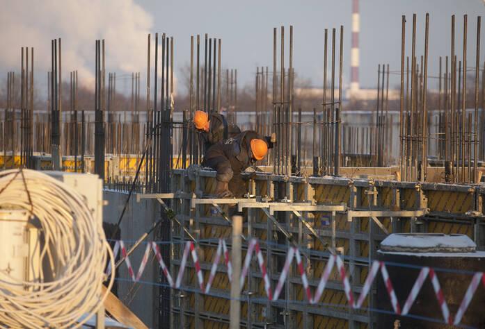 Строительство ЖК «GreenЛандия»