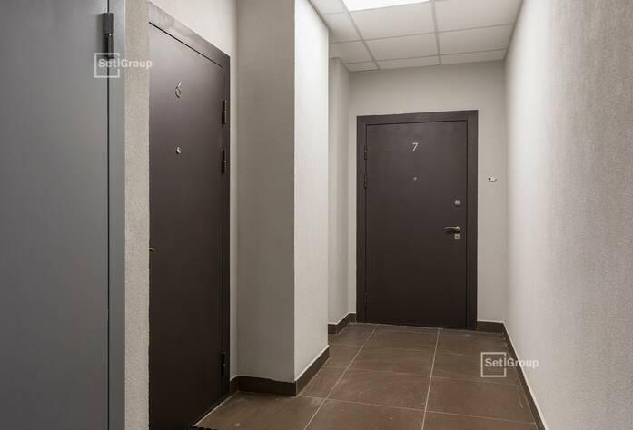Служба Клиентского Сервиса Застройщика ведет работу по предъявлению Дольщикам готовых к осмотру квартир, передано 76%.