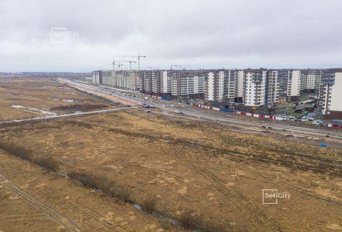 Ведутся работы по подготовке проекта организации строительства.