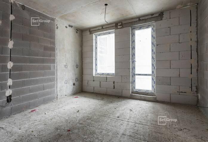 Завершены работы по бетонированию стен и перекрытий секций 2.1, 2.3, 4.1, 5.1 и 7.2.