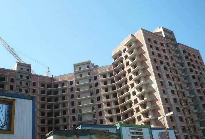 <p>Строительство жилого комплекса &laquo;Белый парус&raquo;</p>