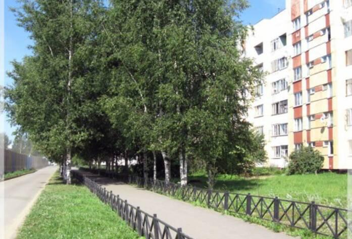 Жилой комплекс «Янинский» - возле комплекса