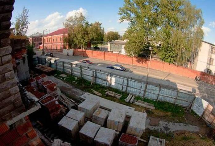 ЖК «Дом на улице Киргетова»