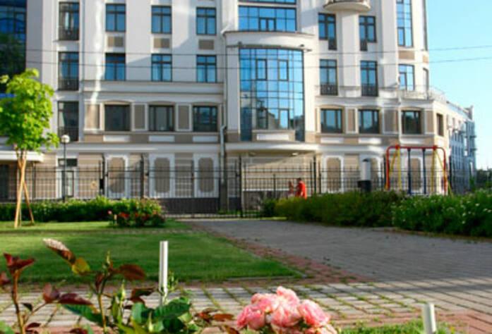 <p>Жилой дом по улице Кемской</p>