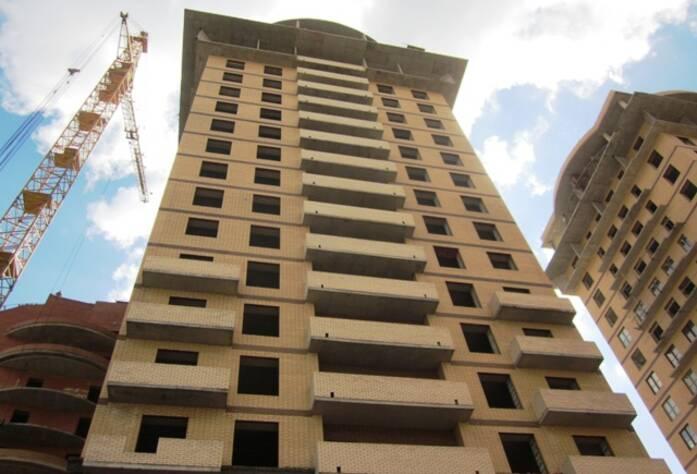 <p>Корпус 1Г: Выполнена кирпичная кладка: переходные балконы закончили</p>
