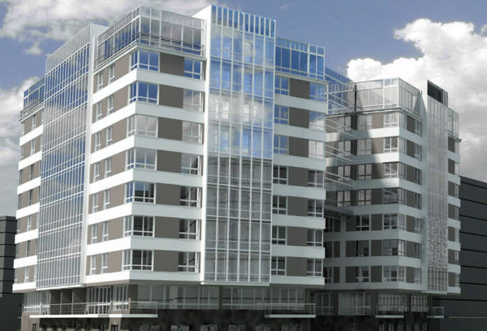 ЖК «Дом в Сестрорецке»: визуализация проекта