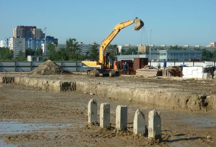 Строительство жилого комплекса «Мой город»