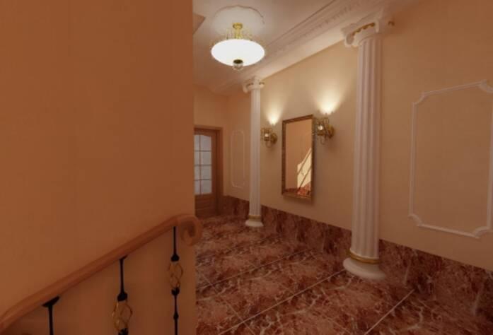 Проект внутренней отделки жилого комплекса «Династия»