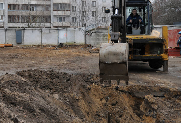 <p>Ход строительства: ноябрь 2011&nbsp;</p>