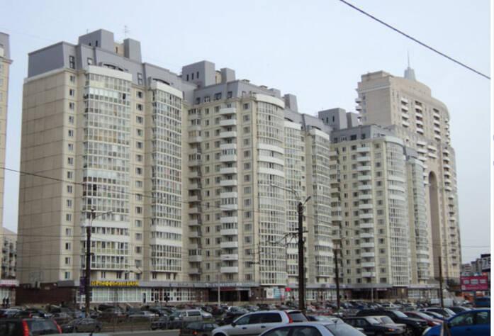 <p>Жилой Комплекс &laquo;Дом у Комендантской площади&raquo;</p>
