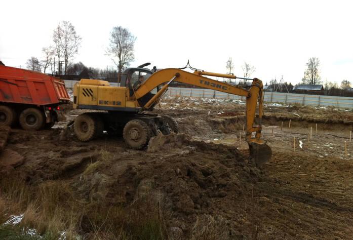 Строительство ЖК «Шуваловский парк»