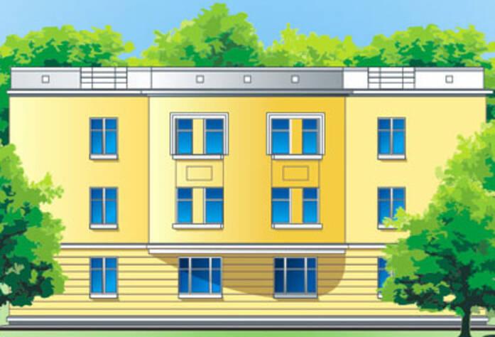 ЖК «Дом в Парке»: визуализация