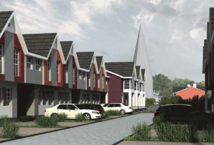 <p>Визуализация проекта малоэтажного жилого комплекса «Норманндия»</p>