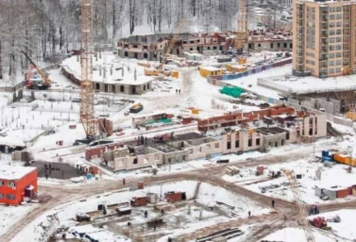 Ход строительства ЖК «Невский стиль»