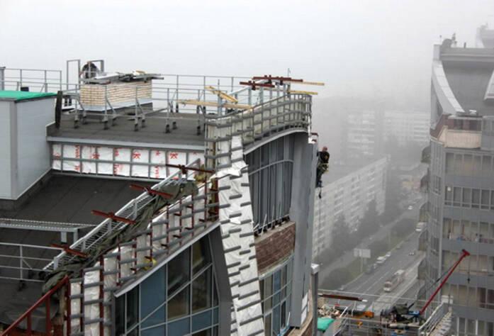 <p>Ход строительства, сентябрь 2011г.</p>