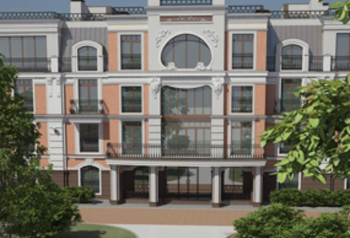 ЖК Bel Palazzo: визуализация