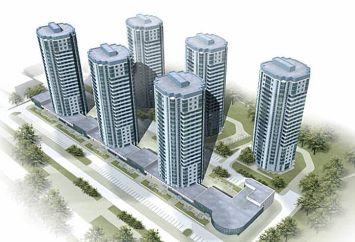 Проект жилого комплекса &laquo;Шуваловские высоты&raquo;</p>