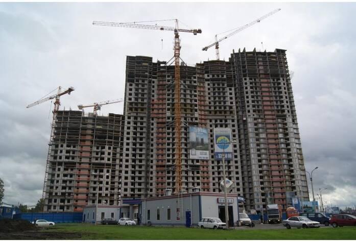 Строительство жилого комплекса «Князь Александр Невский»