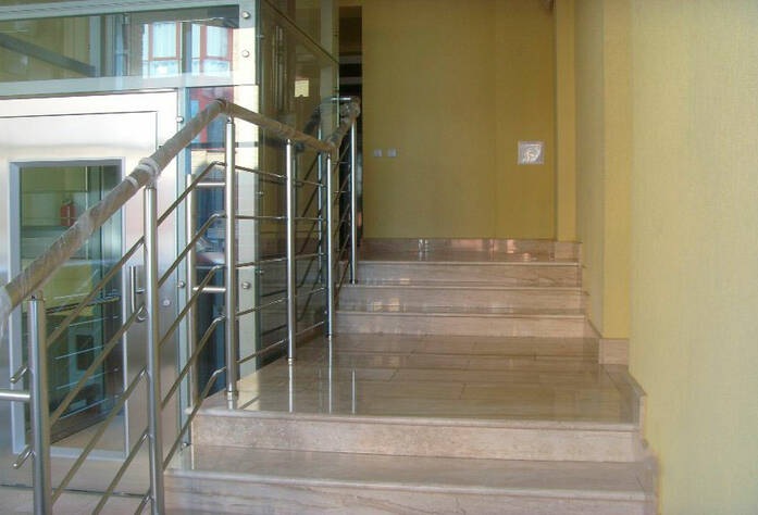 <p>Вестибюль жилого комплекса &quot;Царскосельская усадьба&quot; Дом № 4</p>