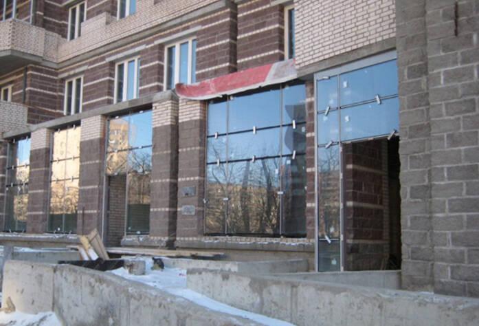 <p>Ход строительства, март 2011г.</p>