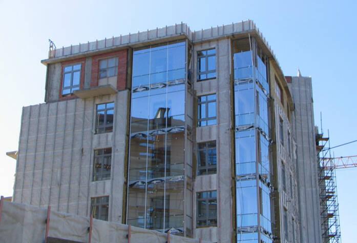 <p>Строительство жилого комплекса &laquo;Фаворит&raquo;</p>