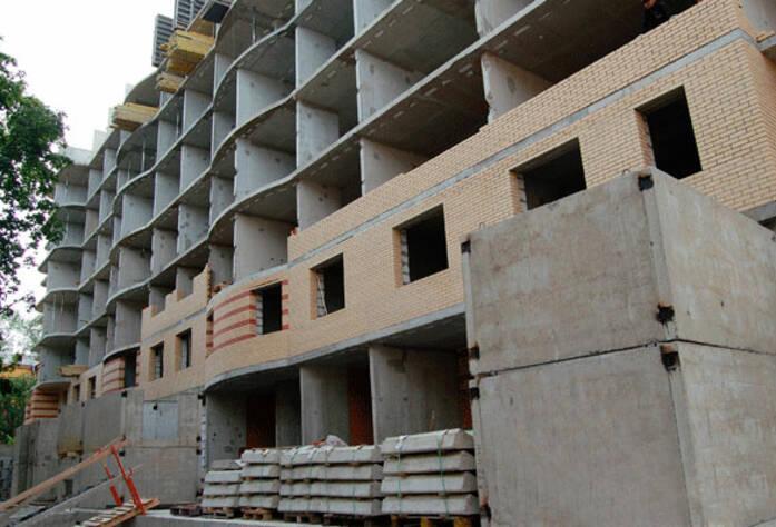 <p>Строительство жилого комплекса &laquo;Привилегия&raquo;</p>