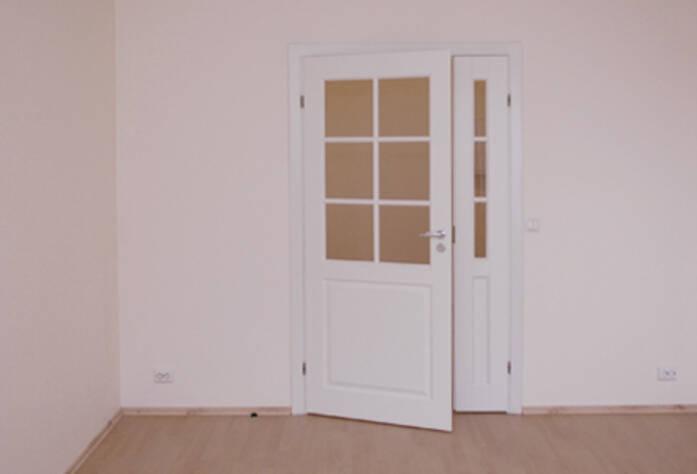 Внутренняя отделка комнат ЖК «Новомосковский»
