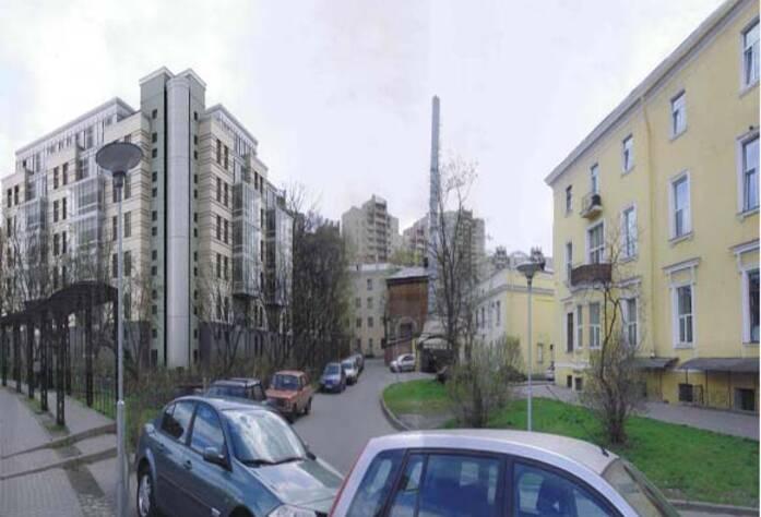 Дом на проспекте Стачек, 162А