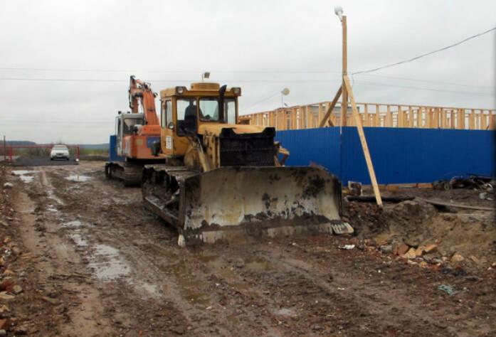Ход строительства ЖК «Правый берег»