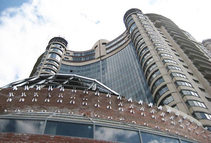 <p>Ход строительства, июнь 2011г.</p>