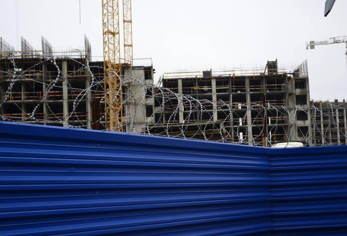 Строительство ЖК «Gusi-Лебеди»