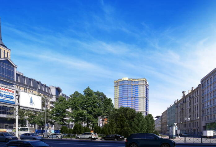 Жилой комплекс «Небо Москвы»