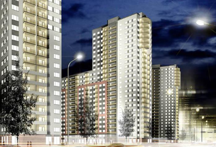 Жилой комплекс «Комендантский квартал»