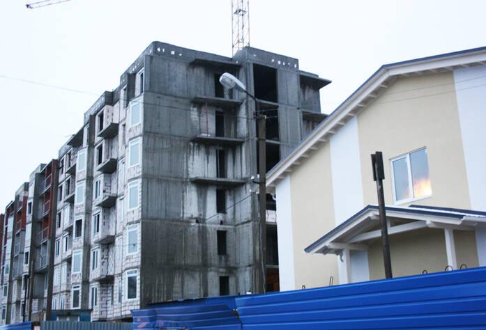 Строительство ЖК «Малое Карлино»