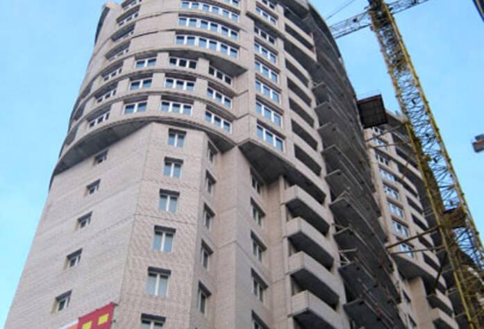<p>Ход строительства, декабрь 2009г.</p>