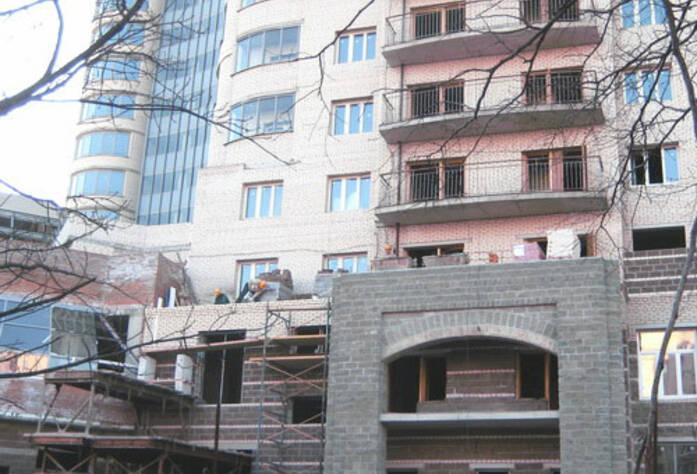 <p>Ход строительства, апрель 2011г.</p>