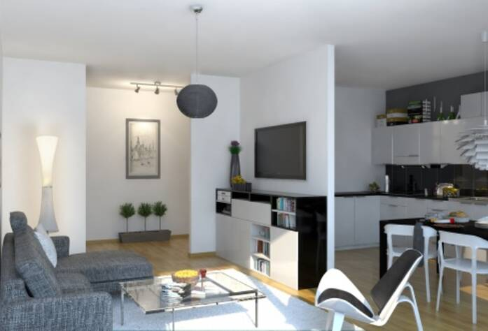 Проект квартиры в ЖК «Эланд»