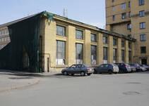на улице Мичуринская, 1