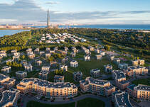 комплекс апартаментов «Лахта Парк»