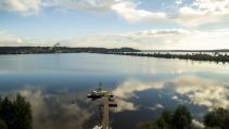 Кавголовское озеро. Загородная резиденция